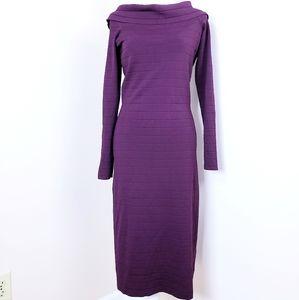 Eliza J. Bandage Midi dress